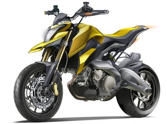 concept bike design