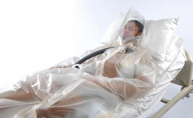 Patient isolation Suit