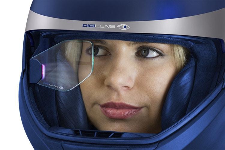 Motorcycle Helmet Hud >> Digilens Motorcycle Helmet HUD - Renfrew Group International