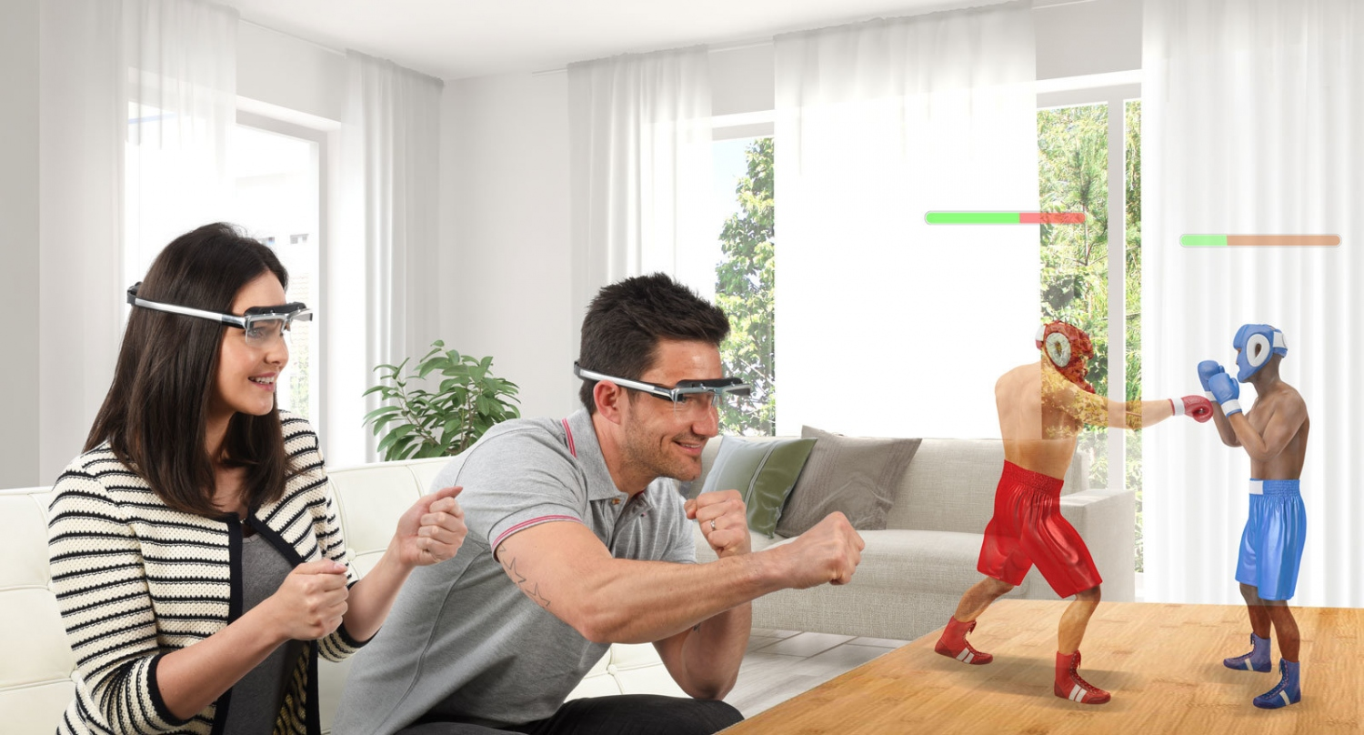 ar glass for game